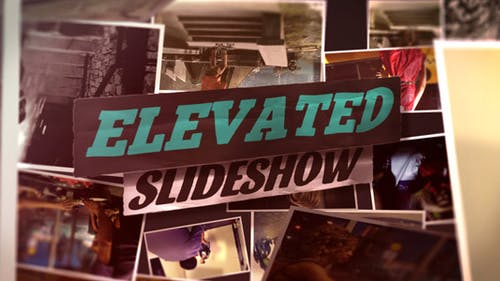 Elevated Slideshow Montage