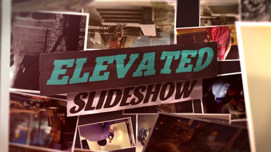 Thumbnail for Elevated Slideshow Montage