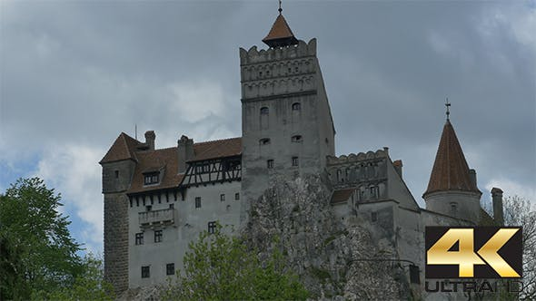 Thumbnail for Dracula Castle Day
