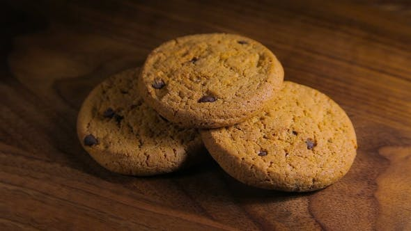Thumbnail for Oatmeal Cookies With Chocolate Chips