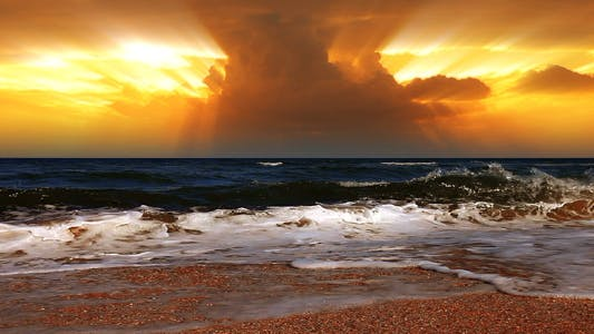 Thumbnail for Marine Sunset
