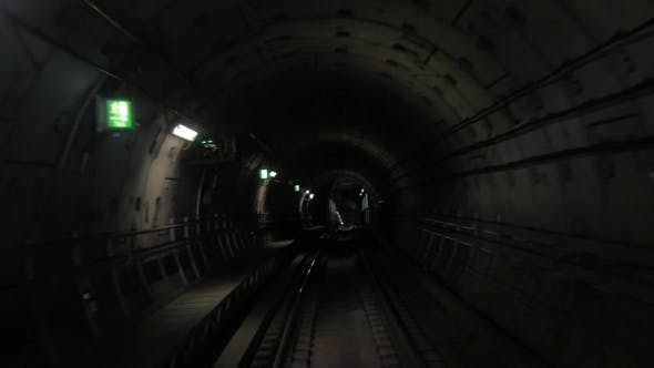 Thumbnail for Inside The Subway Tunnel