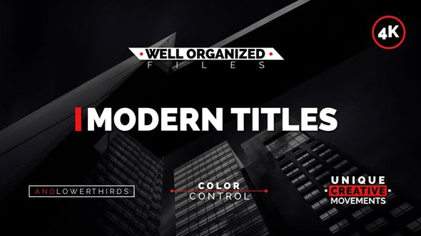 Thumbnail for Modern Titles
