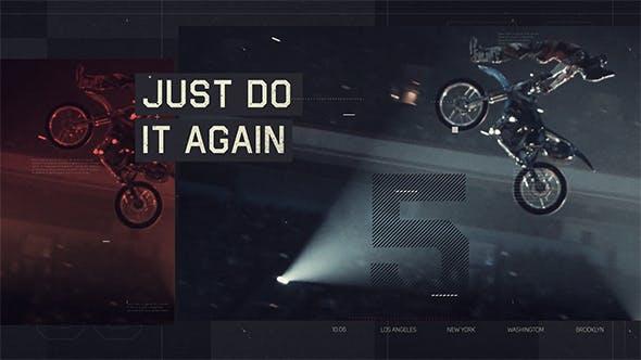 Thumbnail for Sport Motivation TV Promo