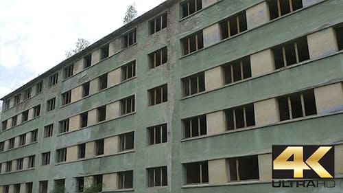 Apartment Block Abandoned