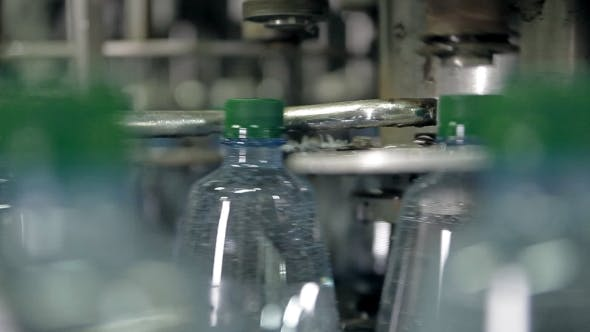 Thumbnail for Manufacturing And Filling Plastic Bottles With Drinking Water