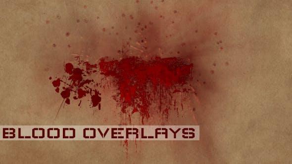 Thumbnail for Realistic Blood Splash Pack