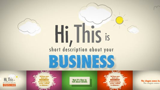 Thumbnail for Business, Product or Service Presentation