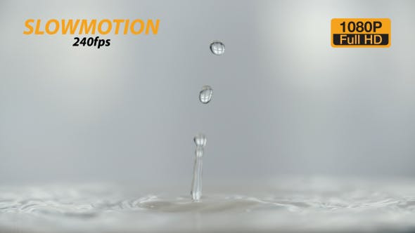 Cover Image for Water Drops 7