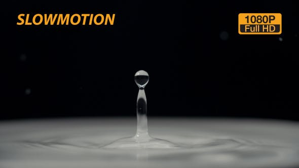 Thumbnail for Water Drop 12