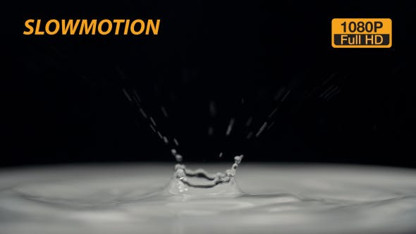 Thumbnail for Water Drop 13