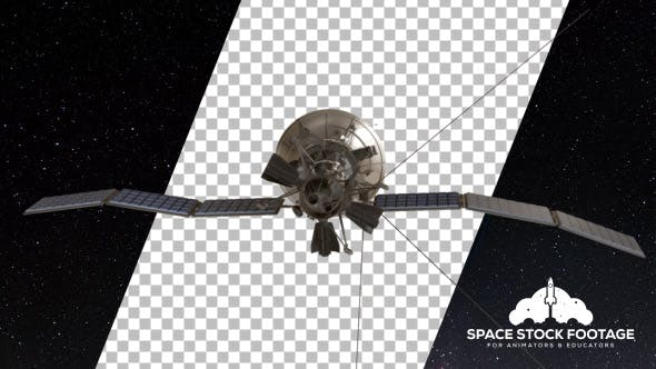 Thumbnail for Communications Satellite