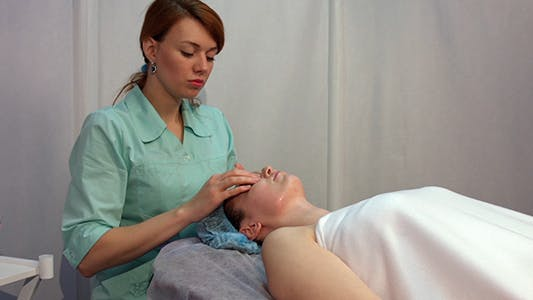 Thumbnail for Girl Wizard Makes Massage for Face 1