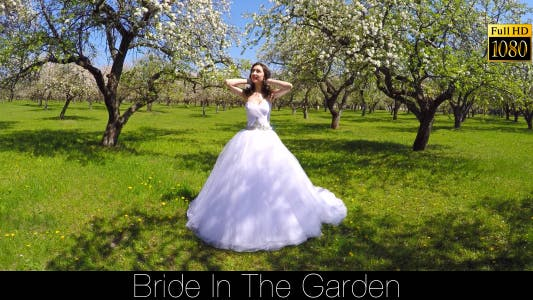 Thumbnail for Bride In The Garden 2