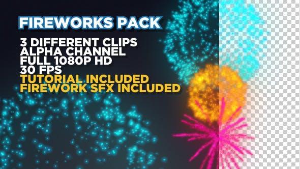 Thumbnail for Fireworks Pack