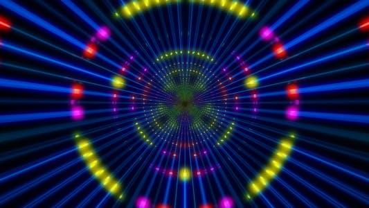 Thumbnail for Neon Light Rays 01