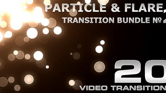 Thumbnail for Particle & Flare Transition Bundle - 2