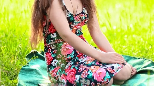 Thumbnail for Beautiful Girl Smiling
