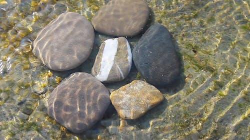 Pebble in the Sea