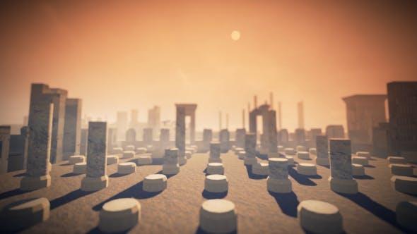 Thumbnail for 3D Persepolis Ruins