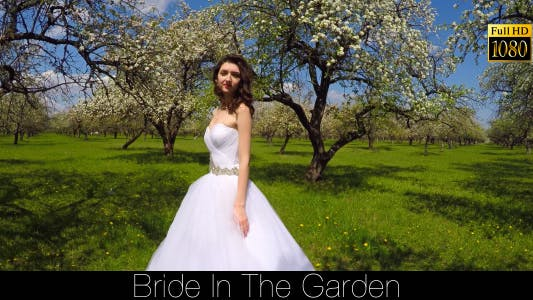 Thumbnail for Bride In The Garden 10