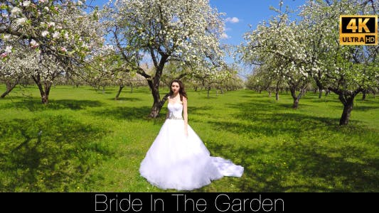 Thumbnail for Bride In The Garden 11
