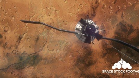 Thumbnail for Mars Satellite Two