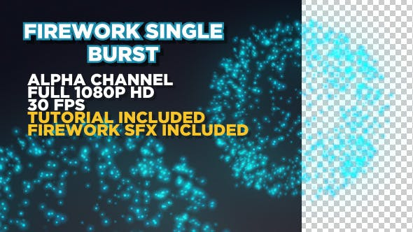 Thumbnail for Firework Single Burst