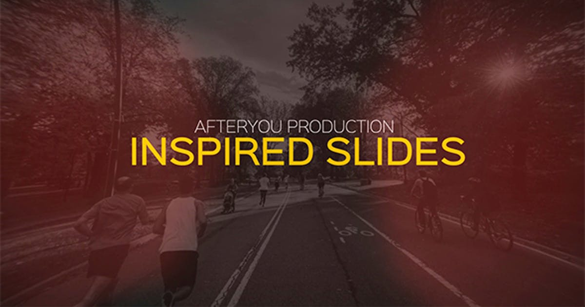 Download Inspired Slideshow by afteryou
