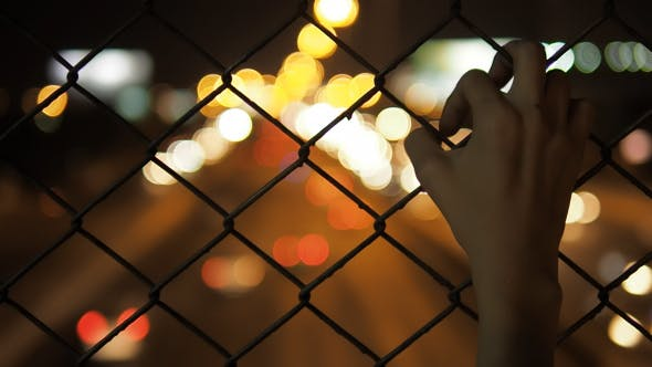 Thumbnail for Hand Catch Fence