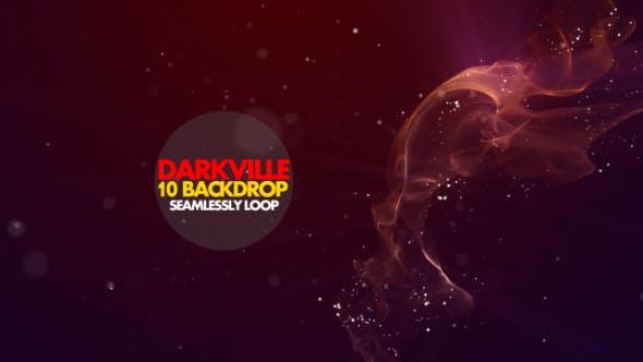 Thumbnail for Darkville - 10 Backdrops
