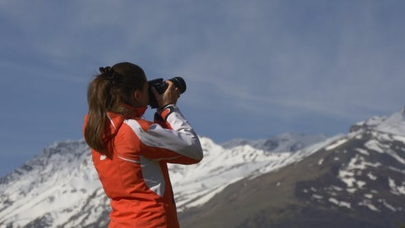 Thumbnail for Female Photographer