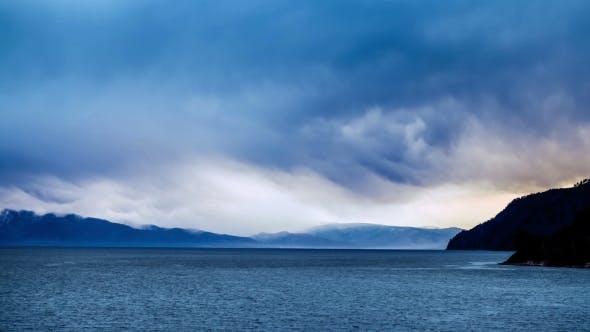 Thumbnail for Mountain Lake Landscape. .