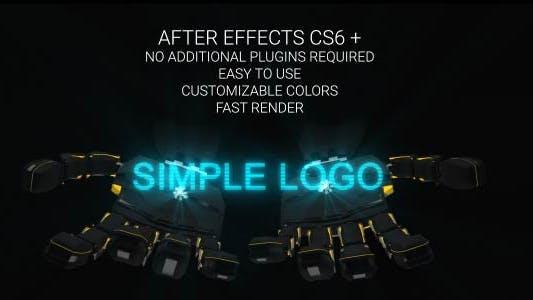 Thumbnail for Robotic Hands Logo