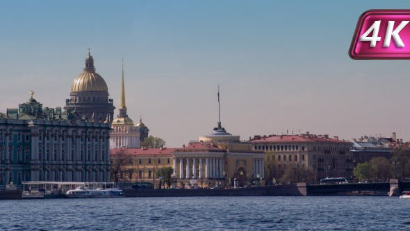 Thumbnail for Morning Views of St. Petersburg