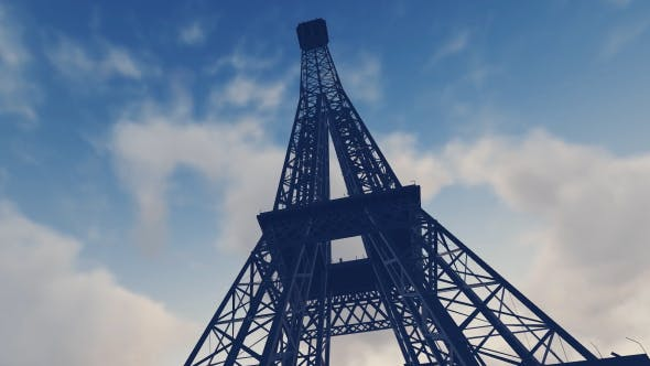 Thumbnail for The Eiffel Tower - Noon