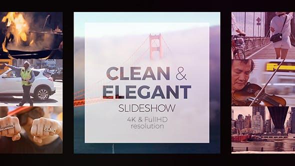 Thumbnail for Clean Elegant Slideshow