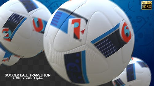 Soccer Ball Transitions Pack