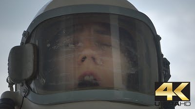 Dying Astronaut