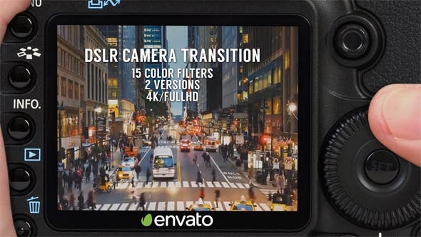 Thumbnail for DSLR Camera Transition
