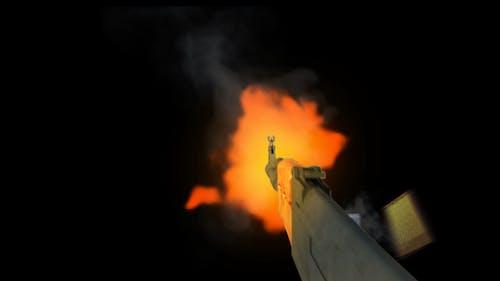 AK 47 Shooting
