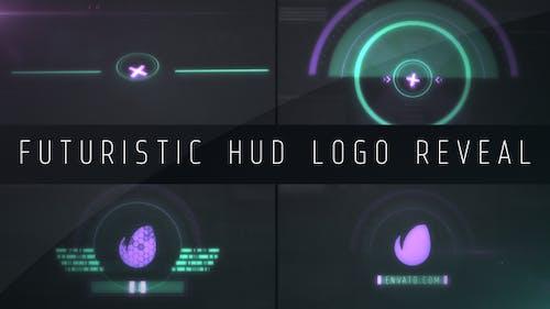 Futuristic Hud Intro