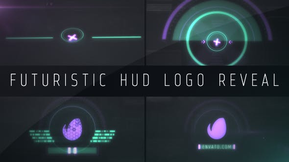 Thumbnail for Futuristic Hud Intro