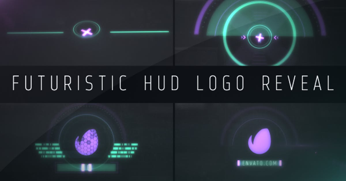 Download Futuristic Hud Intro by Treedeo