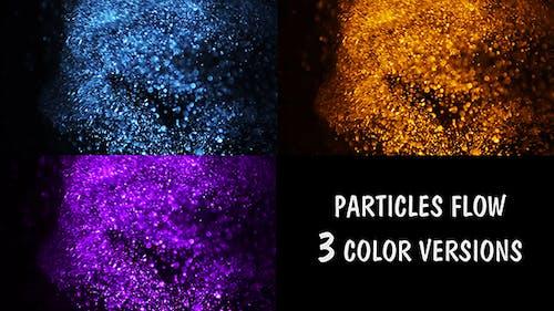 Particles Flow