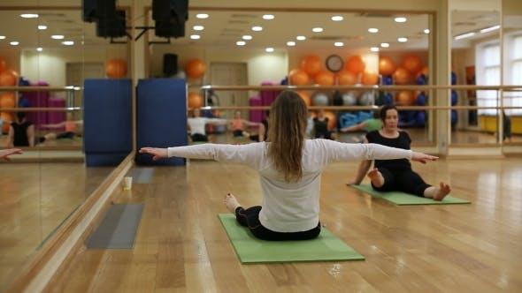 Thumbnail for Frauen Praxis Pilates
