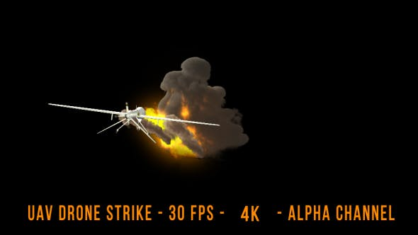 Thumbnail for UAV Drone Strike