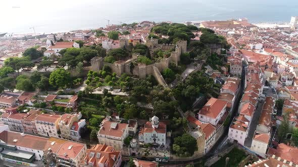 Thumbnail for Castle of S Jorge and Downtown of Lisbon