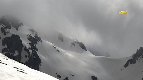 Mountain Ridge Ravine