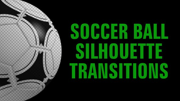 Thumbnail for Soccer Ball Silhouette Transitions